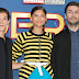 "Zendaya, Tom Holland & Jon Watts no photocall do filme ""Homem-Aranha: De Volta ao Lar"", em Londres, Reino Unido – 15/06/2017 x128"