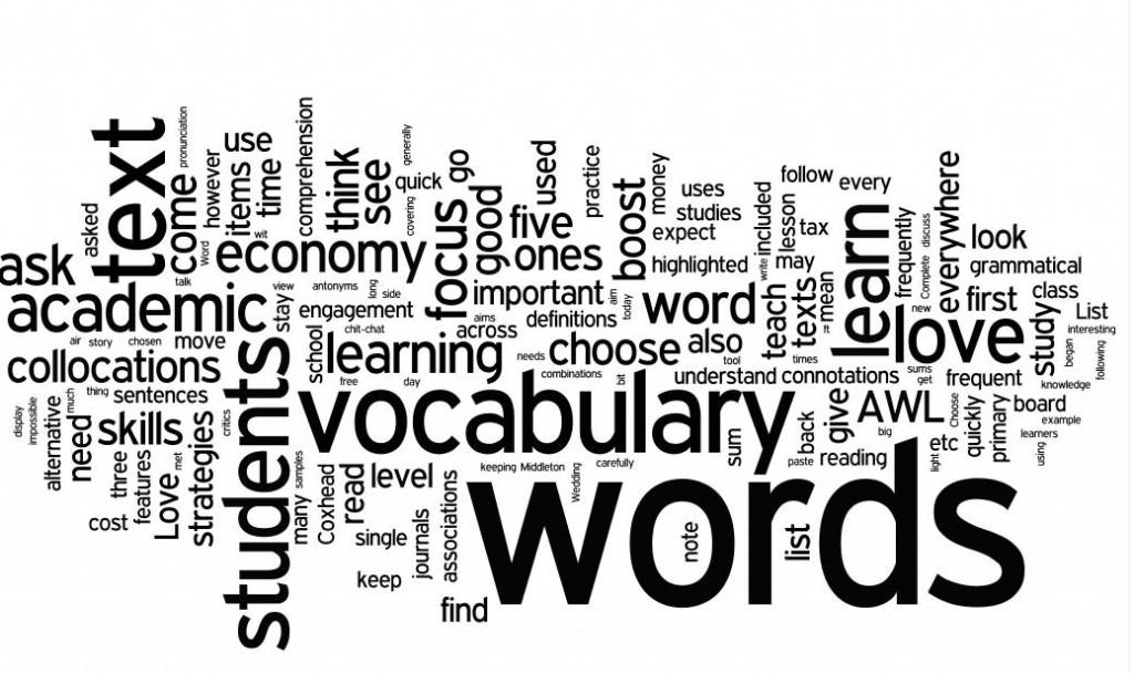 kosakata, tips belajar bahasa Inggris, vocabulary,