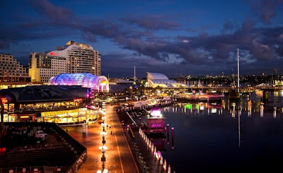 Darling Harbour New South Wales