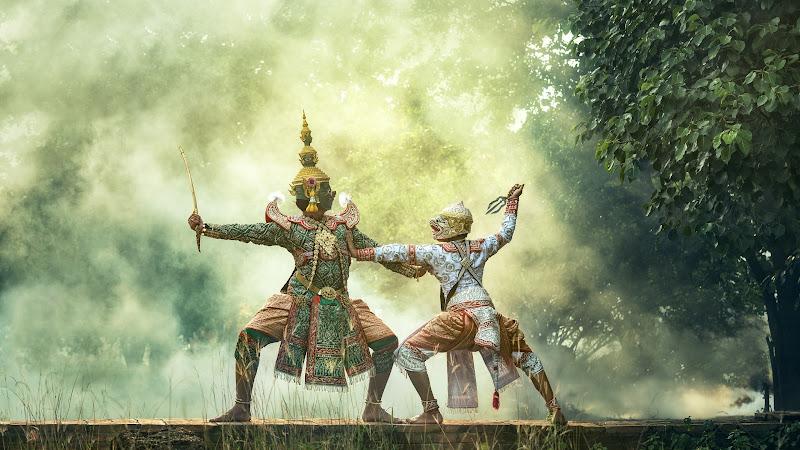 Journey through Asia