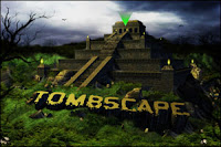 Take a load of #Tombscape by #Psionic. The makers of #Ghostscape!