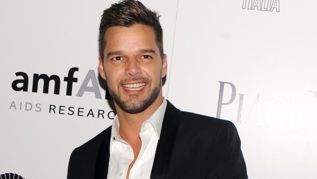 Ricky Martin preocupa a sus fans por su mal aspecto Ric