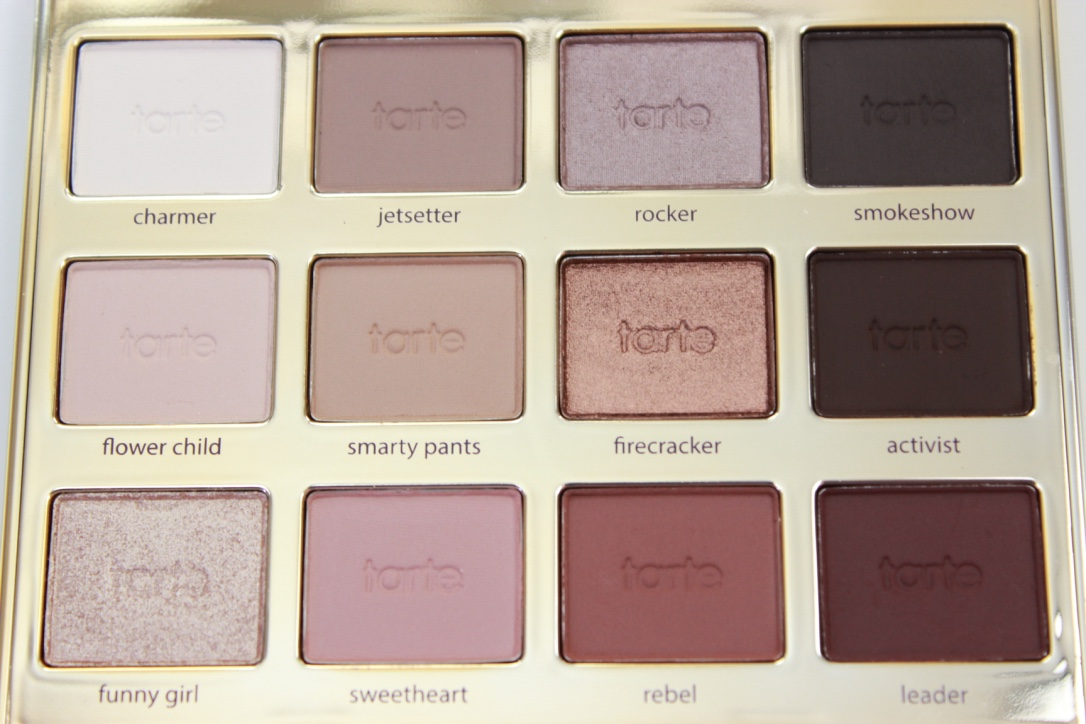 Tarte Tartelette In Bloom Palette Review, Swatches & Tutorial