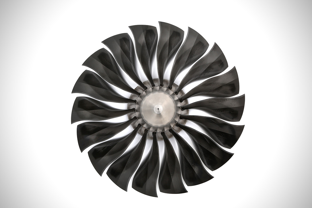Closing Time: Jet Engine Ceiling Fans