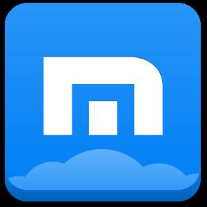 descargar maxthon navegador web apk