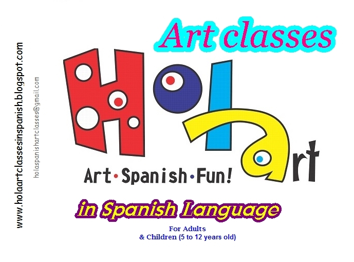 Art Classes in Spanish Language