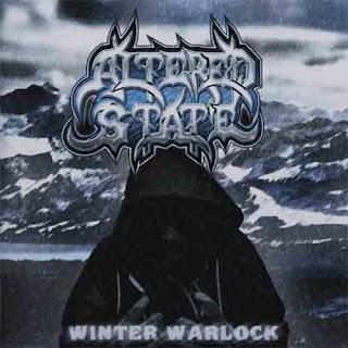 """Το τραγούδι των Altered State """"Winter Warlock"""" από το ομότιτλο album"""