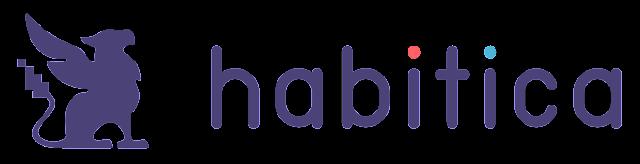 habitica logo header griffin