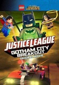 Liên Minh Công Lý: Đại Chiến Tại Gotham - Lego DC Comics Superheroes: Justice League (2016) | Bản đẹp + Thuyết minh