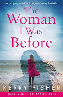 'The Woman I Was Before' by Kerry Fisher