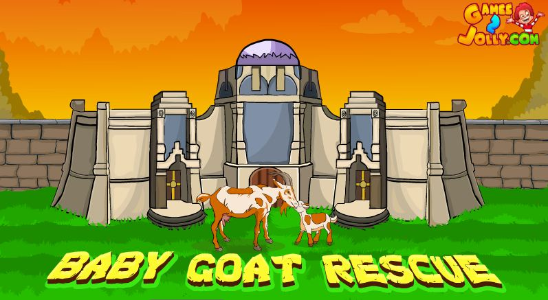 Baby Goat Rescue Walkthrough