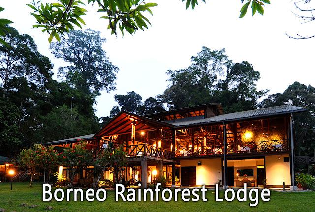 Borneo Rainforest Lodge Danum Sabah