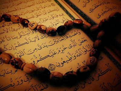 Membaca atau menghafal Al-qur'an