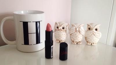 rimmel 38 lipstick peachy nude