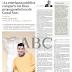 Entrevista a Pedro Jaén Seijo en ABC