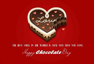 happy chocolate day whatsapp dp for hubby, husband, wife, love