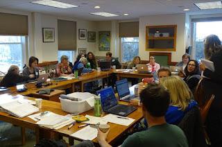 Harvard Forest Schoolyard Ecology: Data Workshop in Review