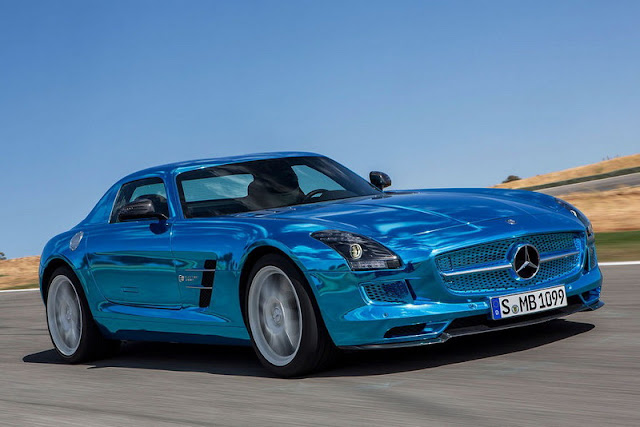 Price Mercedes SLS AMG Coupe Electric Drive