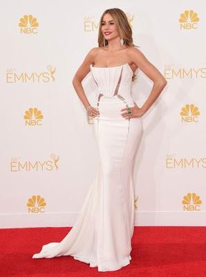 Sofia Vergara 66th Emmy Awards