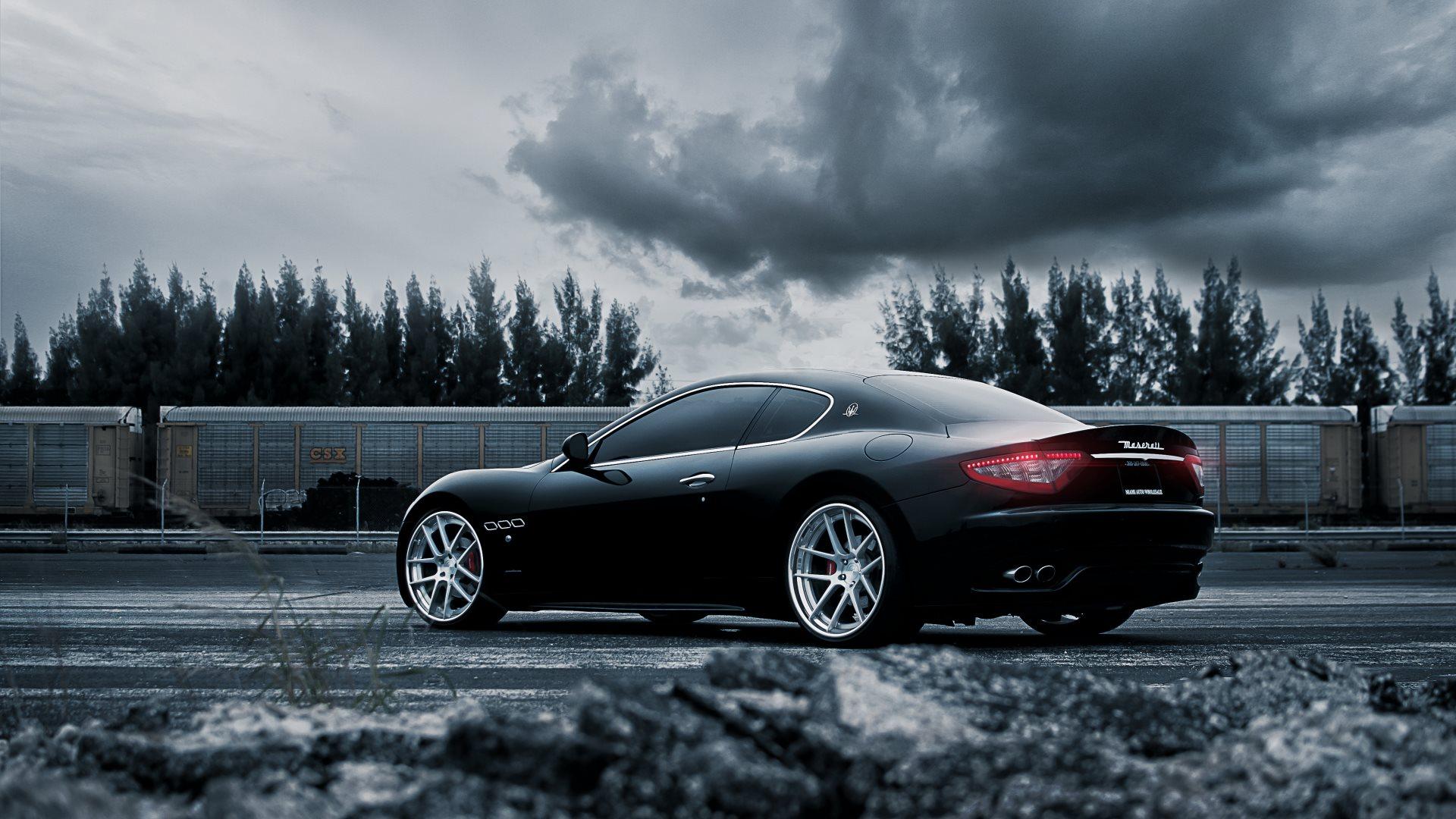 Maserati hd wallpaper - photo#11