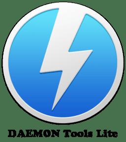 برنامج DAEMON Tools Lite