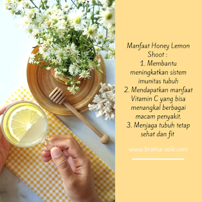 manfaat honey lemon shoot