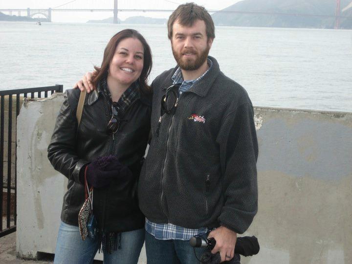 Honeymoon in San Francisco