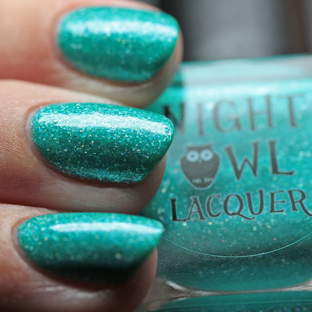 Night Owl Lacquer Sugared Butterfly Wings