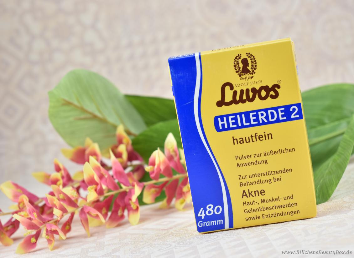 Luvos Heilerde - DIY Gesichtsmasken