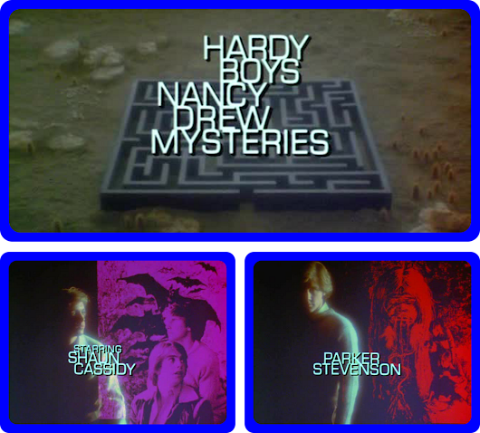 "The Hardy Boys/Nancy Drew Mysteries - ""Mystery on the Avalanche Express"""