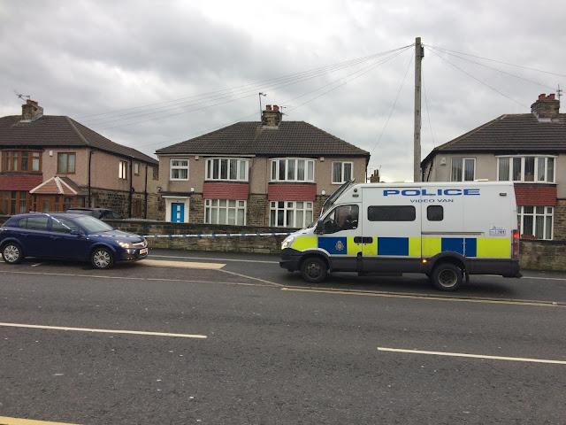 UPDATE: Neighbour thought gunshot in Leeds Old Road, Bradford was firework going off