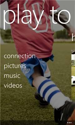 Play to for WP8