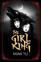 The Girl King by Mimi Yu cover