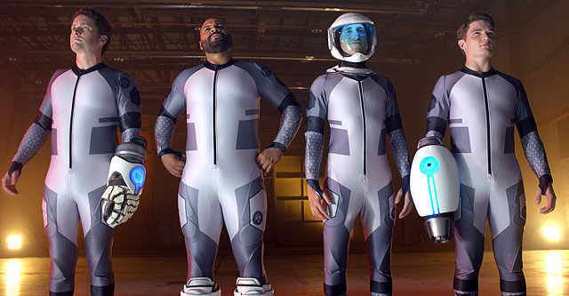 映画 Lazer Team