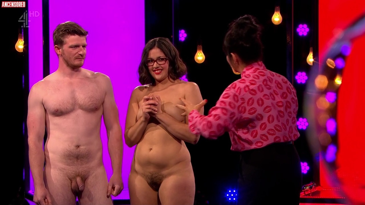 Exposition Naturelle Tv Show - Naked Dating - Couples-6174