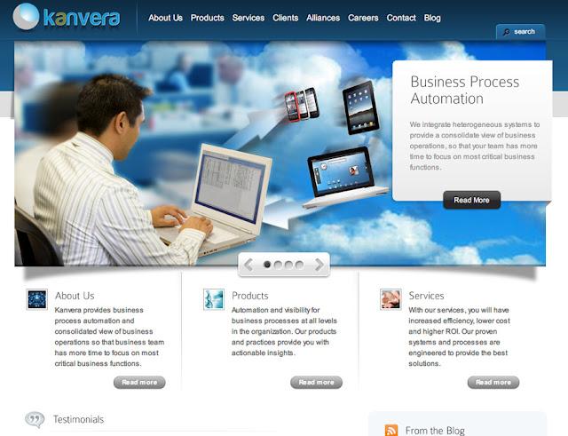 Web Corporate Untuk Pemula