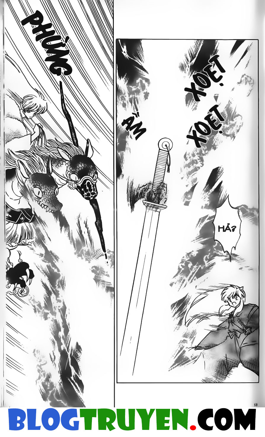 Inuyasha vol 17.3 trang 13