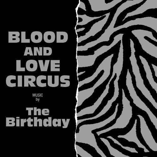 [Album] The Birthday – BLOOD AND LOVE CIRCUS (2015.10.21/MP3/RAR)