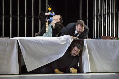 Halévy:La Juive - Nicole Chevalier, Roy Cornelius Smith, Enea Scala  - Opera Vlaanderen (Photo Annemie Augustijns)