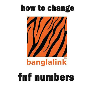 Banglalink FnF and Special FnF numbers