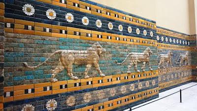 Puerta de Ishtar y Vía Procesional