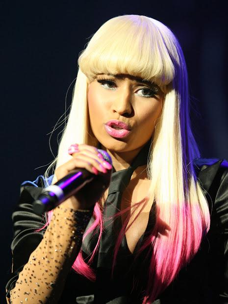 Sexy Nicki Minaj - Slodive