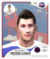 PES 6 Faces Frederik Schram by BR92