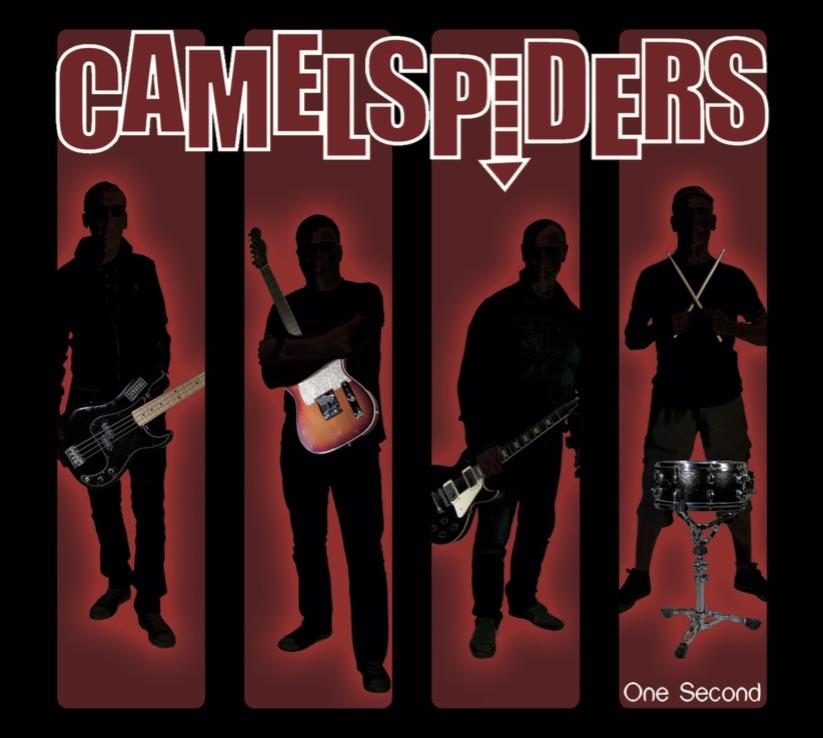 """Résultat de recherche d'images pour """"camelspiders cd one second"""""""