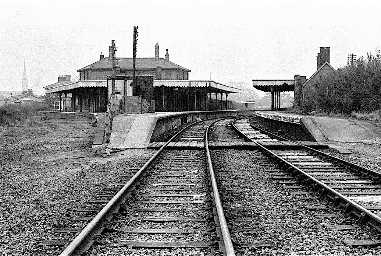 St Ives railway station