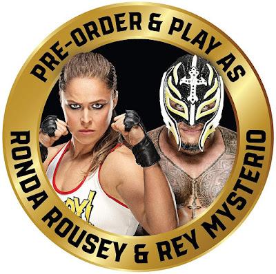 Wwe 2k19 Game Ronda Rousey