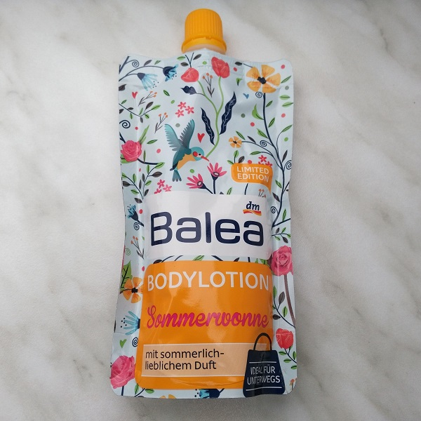 Balea Bodylotion Sommerwonne Limited Edition