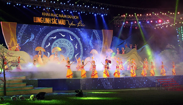 Yen Bai Tourism Years kicks off 1