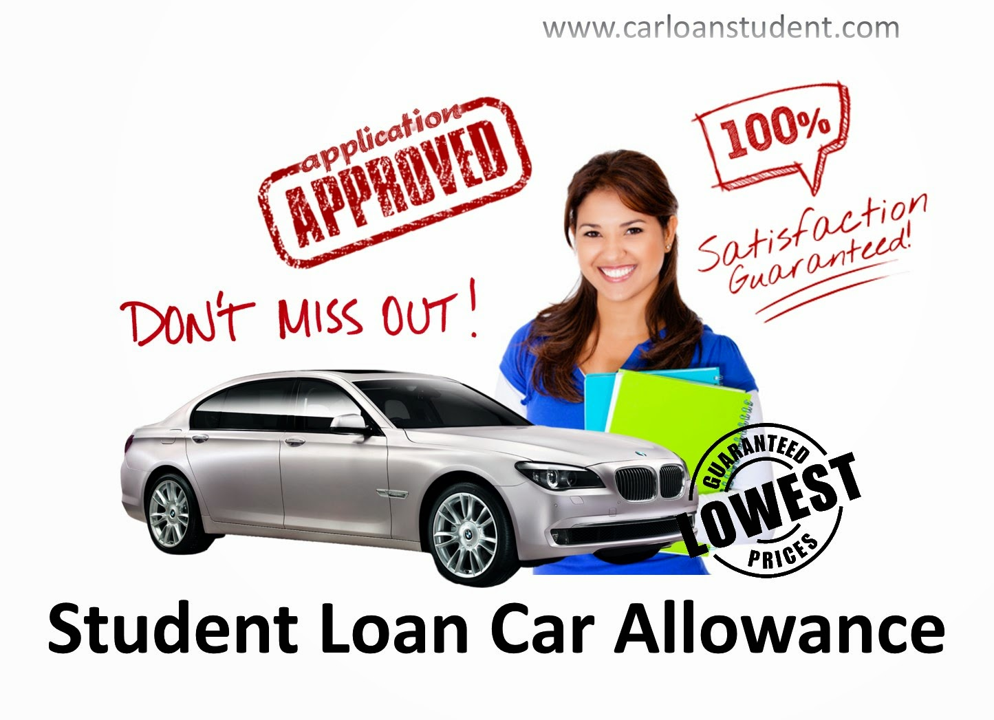 Student Loan Car Allowance: Now Get New Car with Student Loan Car Repossessed ~ Student Auto ...