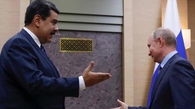 Rusia: Venezuela está siendo blanco de agresiones de EEUU